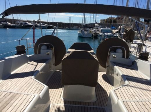 Jeanneau Jeanneau 53 in Antibes for hire