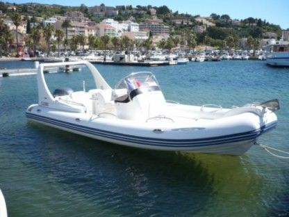 Miete RIB Zodiac Medline 3 730 Saint-Florent