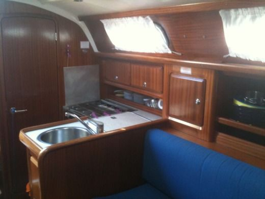 Sailboat Bavaria 34 for hire