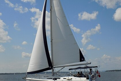 Rental Sailboat Hunter Legend 33.5 Garrucha