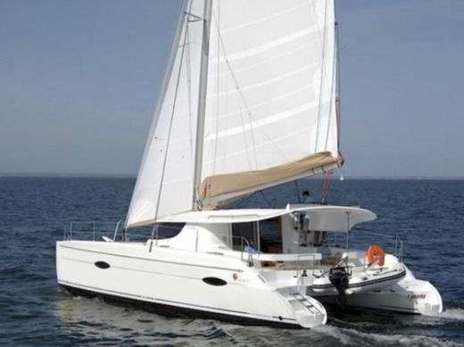 Catamaran Fountaine Pajot Lipari 41 for rental