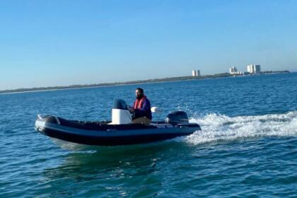 Hire RIB Joker Boat Coaster 420 Setubal
