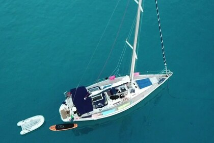 Hire Sailboat JEANNEAU SUN ODYSSEY 51 Salerno