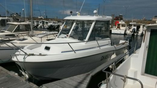 Beneteau Antares 600 in Grandcamp-Maisy for hire