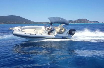 Location Semi-rigide Marlin 23' Fb 250Cv Stintino Asinara Stintino