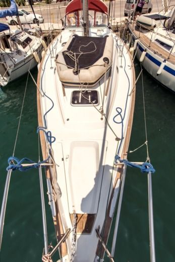 Sailboat Beneteau Oceanis Clipper 411 for rental