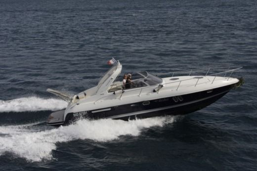 Motorboat AIRON MARINE 345 for hire