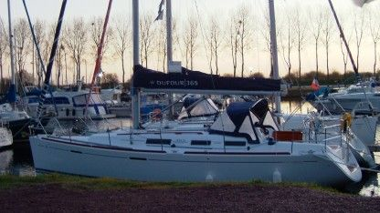 Rental Sailboat Dufour 365 Gl Arzal