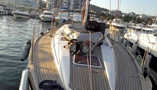 Rental Sailboat Bavaria 46 Ibiza