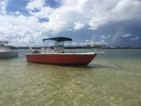 Motorboat Robalo 2120