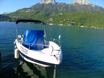Rental Motorboat Jeanneau Sea Bird Duingt