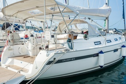 Charter Sailboat BAVARIA 40 CRUISER Lefkada