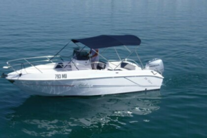 Rental Motorboat Bluline 21 Open Murter