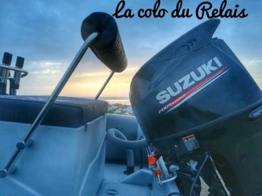 Location Semi-rigide Searib's Open Fishing 580 Argelès-sur-Mer