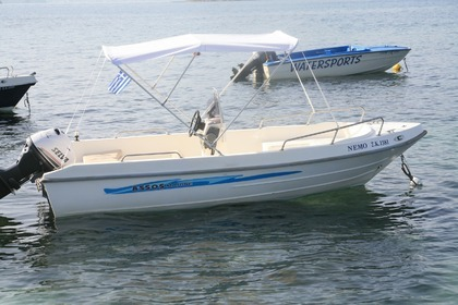 Hire Motorboat Asso 47 Corfu