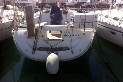 Charter Sailboat BAVARIA 39 Cruiser