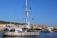 Sailboat Comar Comet 52 for hire