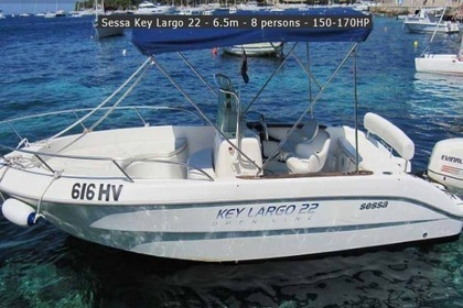 Hire Motorboat SESSA MARINE 22 Hvar