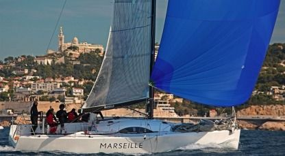 Rental Sailboat Archambault A40Rc Marseille