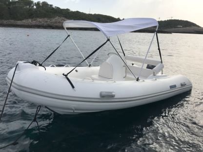 Rental RIB Goldenchip Venus 4,20 Formentera