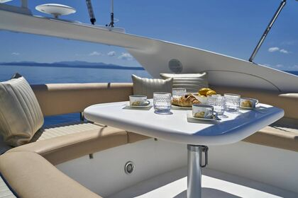 Charter Motorboat Sunseeker Manhattan 72 Mykonos
