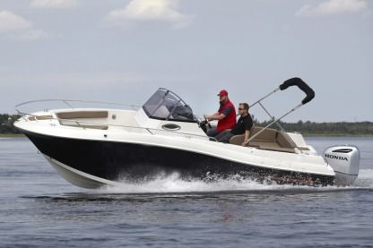 Rental Motorboat Atlantic Marine Open 750 Can Picafort