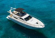 Motorboat Ferretti Ferretti 165 Fly for rental