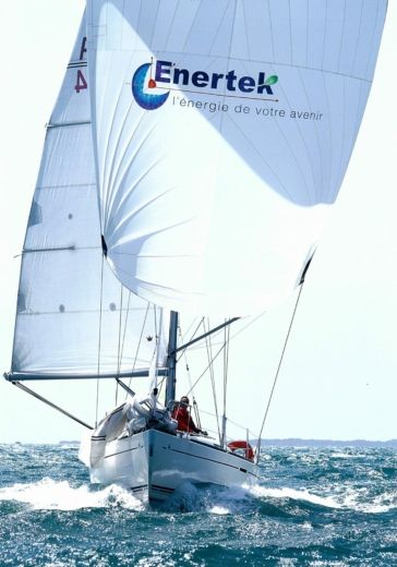 Sailboat Dufour 34E