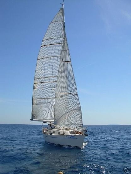 Rental Sailboat Freedom Yachts Freedom 35 Monfalcone