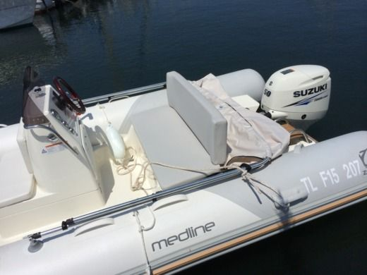 RIB Zodiac MEDLINE 500 peer-to-peer