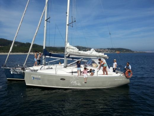 Sailboat Elan Elan Impression 344 for hire
