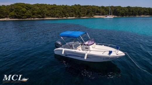 Raineri Shadow 22 in Mali Losinj for rental