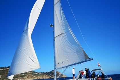 Rental Sailboat BENETEAU Oceanis 41.1 2017 Ceuta