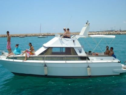 Charter Motorboat Fjord Fcc30 Marzamemi