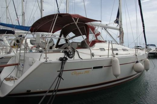 Beneteau Oceanis 393 Clipper in Split for hire