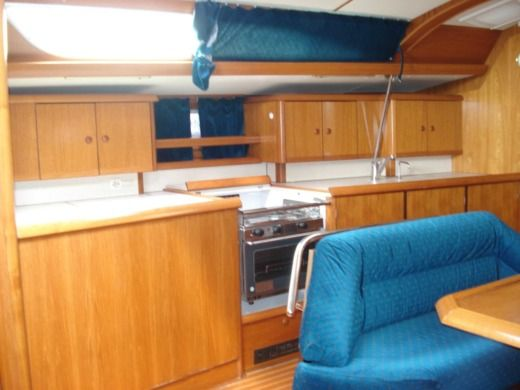 Sailboat Jeanneau Sun Oddysey 45,2 for hire