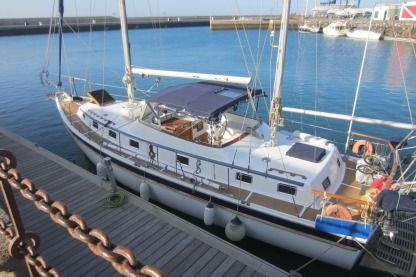 Rental Sailboat Gulfstar 44 M/s Arrecife