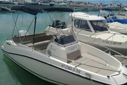 Rental Motorboat Quicksilver Activ 505 Open Castellón