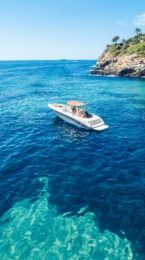 Charter Motorboat Sea Ray 260 Mallorca
