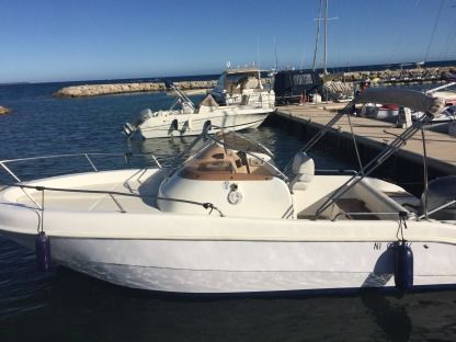 Charter Motorboat Lomac Seabird 655 Cannes