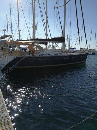 Rental Sailboat Benetau Oceanis 473 Lipari