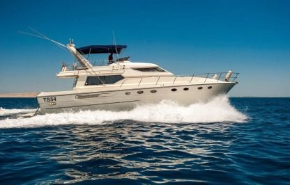 Rental Motorboat Birchwood 2010 Hurghada