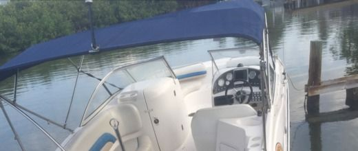 Rental Motorboat Hurricane Sd 237 Key West