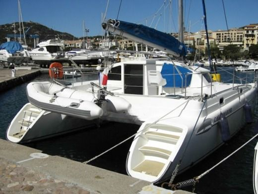 Catamaran Fountaine Pajot Tobago 35 à louer