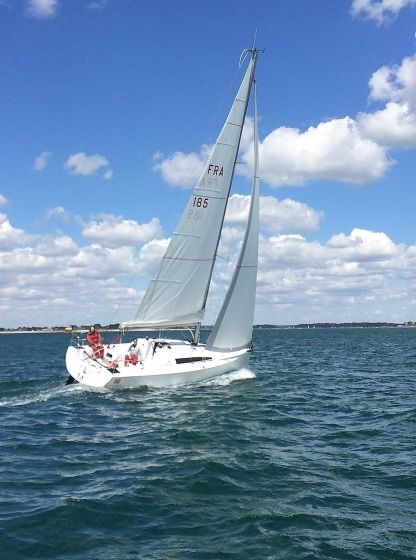 Rental Sailboat Jeanneau Sun Fast 3200 Bono