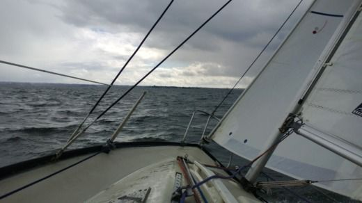 Charter Sailboat Beneteau First 18 Brest