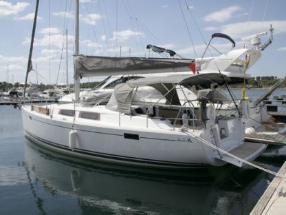 Rental Sailboat Hanse 385 Šibenik