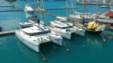 Lagoon 450 S in Mindelo for hire