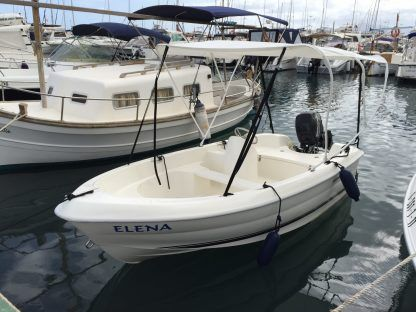 Rental Motorboat Quicksilver 410 Fish Can Picafort