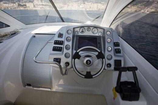 BENETEAU Monte Carlo 32 Hard Top in Golfe-Juan, Vallauris for hire